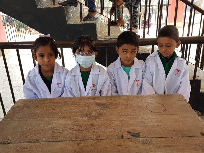 První případy nákazy virem COVID-19 v Sýrii, Palestině a Bangladéši