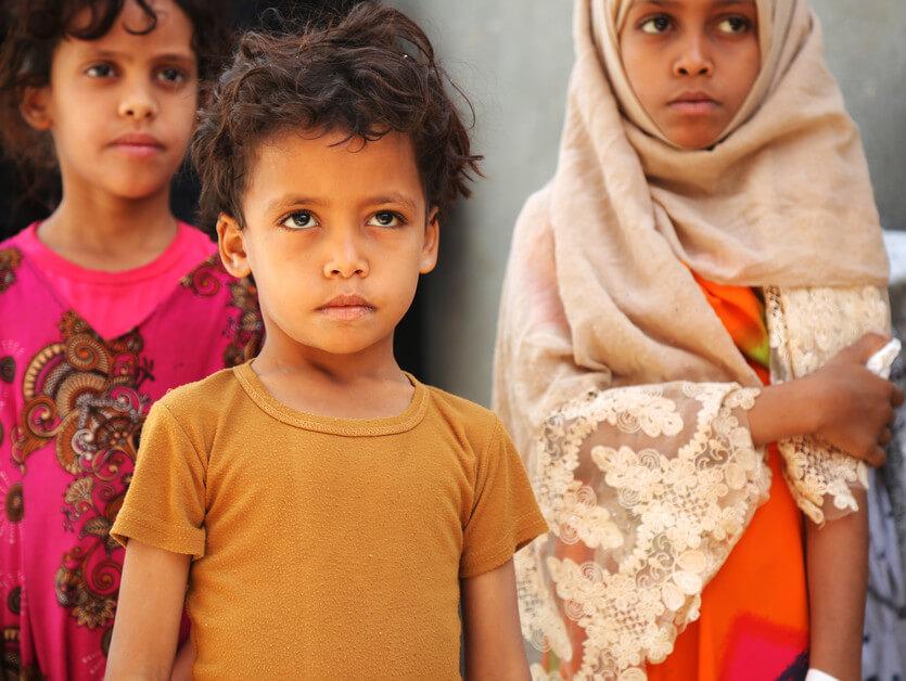 Po 5 letech od začátku války v Jemenu – 24 milionů lidí potřebuje okamžitou pomoc