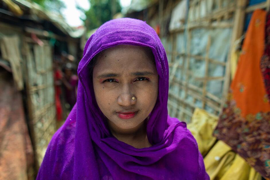 Z Myanmaru uprchli před násilím. Nyní čelí nejisté budoucnosti