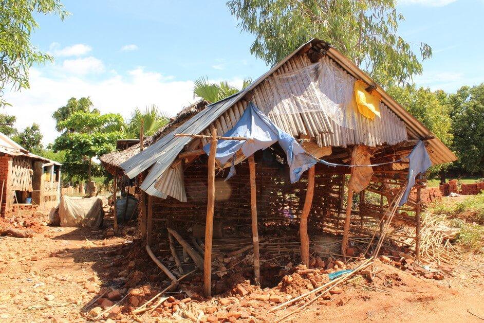 Lednové záplavy na Madagaskaru v číslech