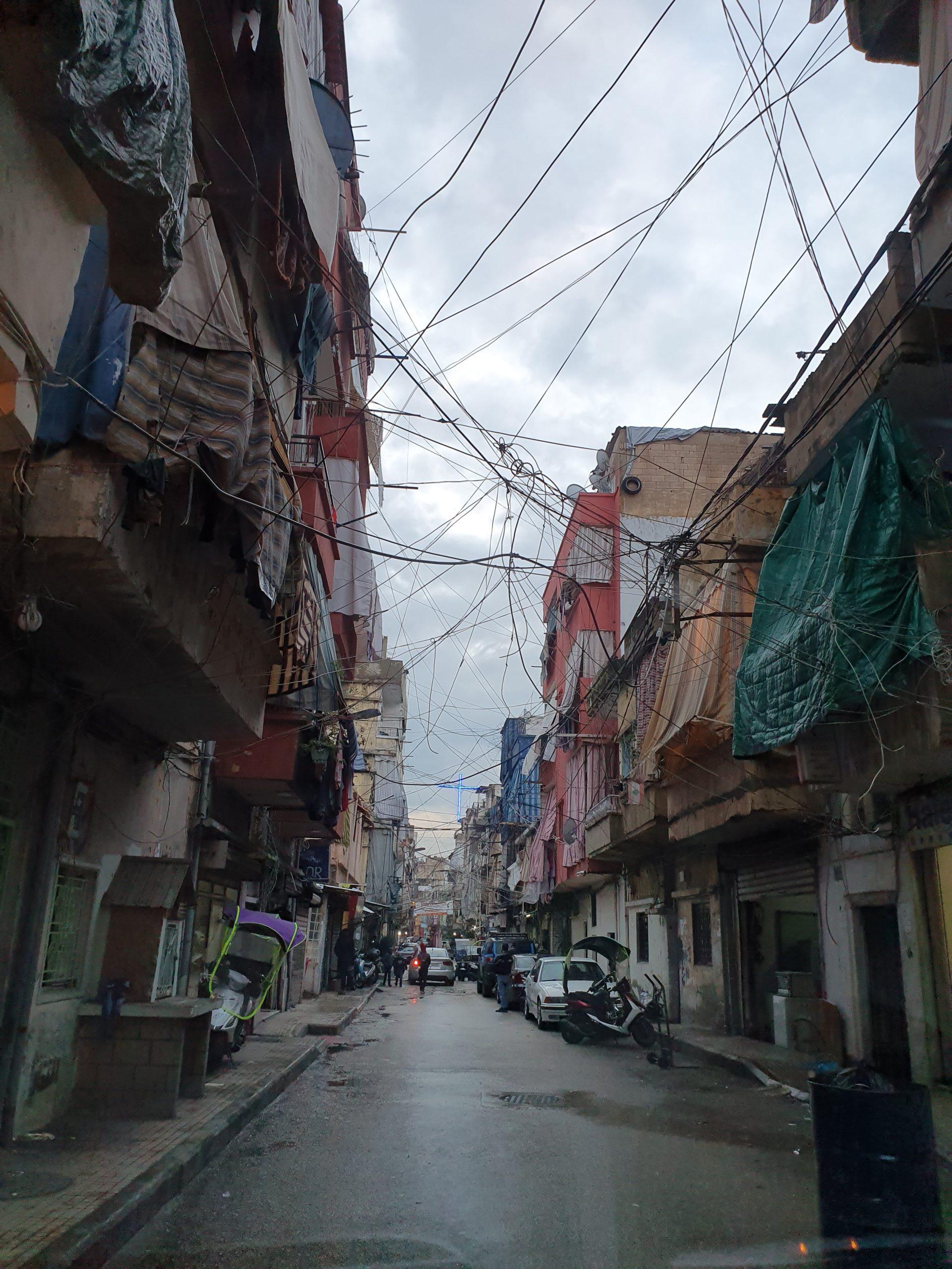 Tisíce lidí v Libanonu se potýkají s neúnosnou mírou chudoby