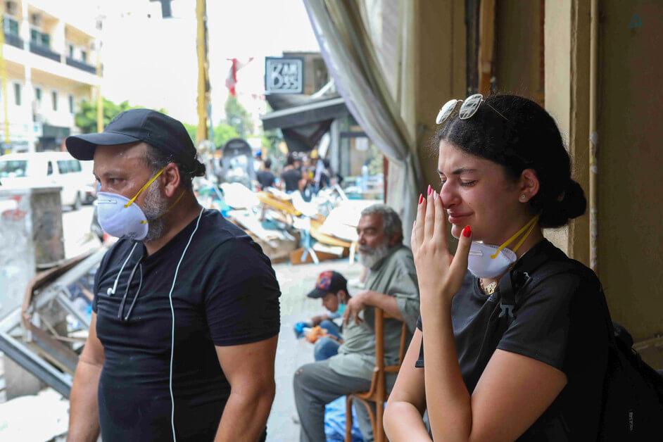 Příběhy z Bejrútu – Jak se místním dostává nezištné pomoci