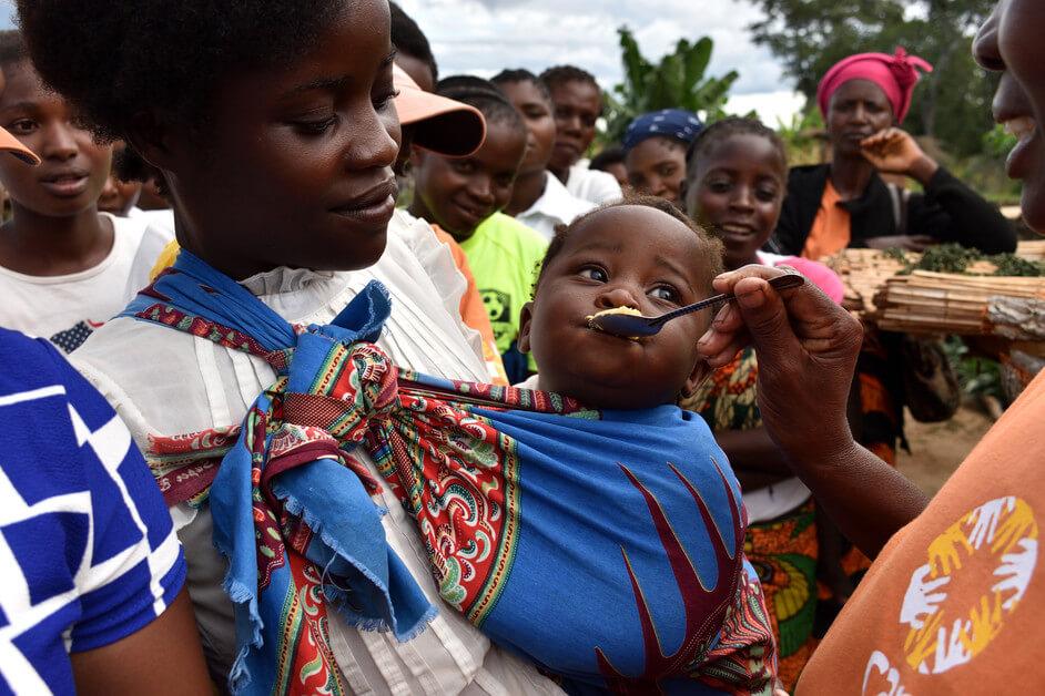 Zambie: Připravenost na přírodní katastrofy v jižní Zambii