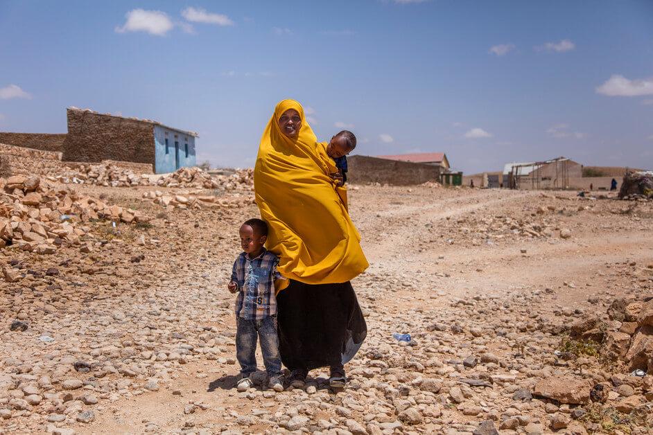 Zoufalý boj o přežití v Somálsku. Krajina stále bojuje s následky sucha