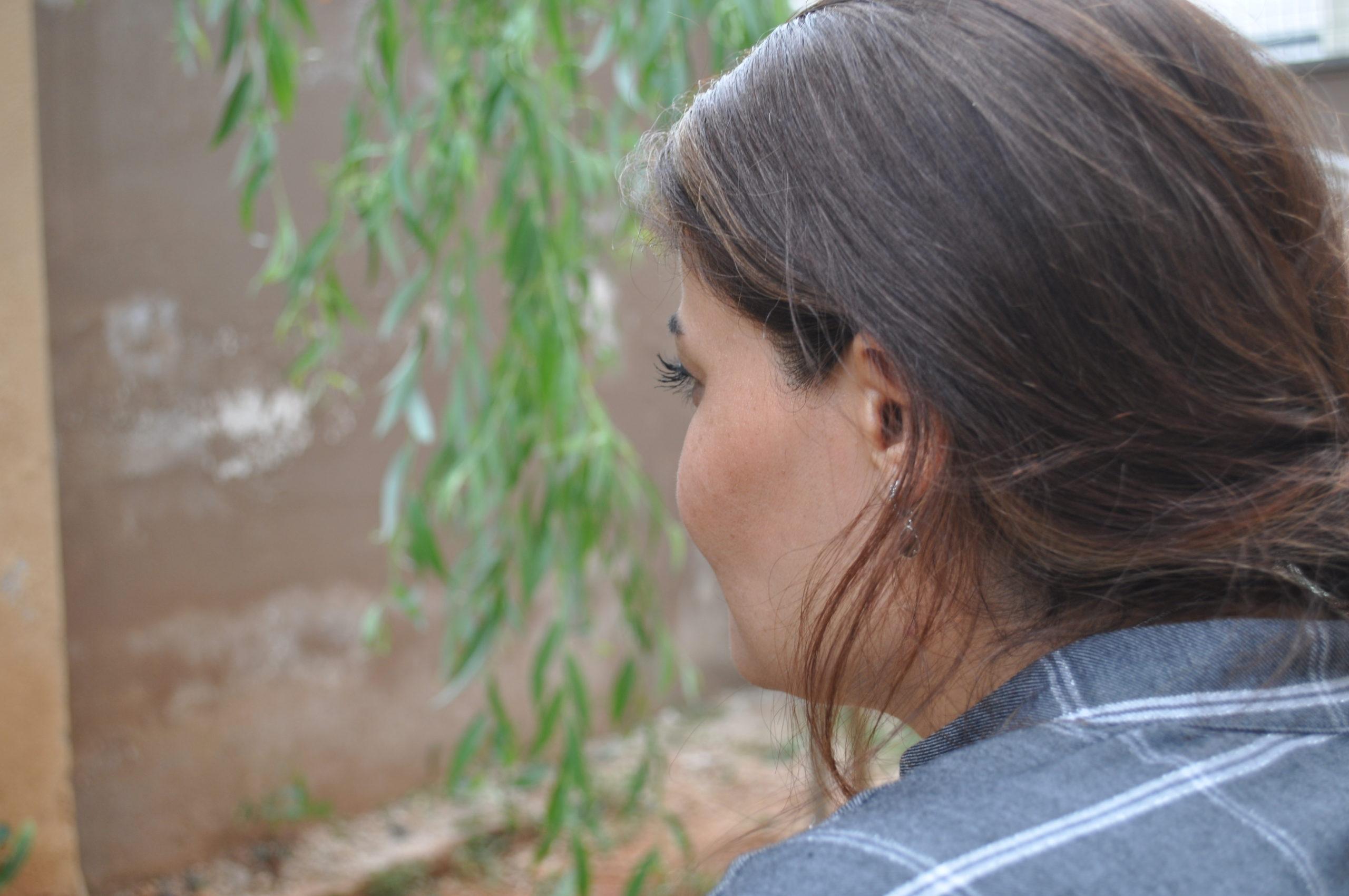 Salma, syrská uprchlice, která pomáhám ostatním