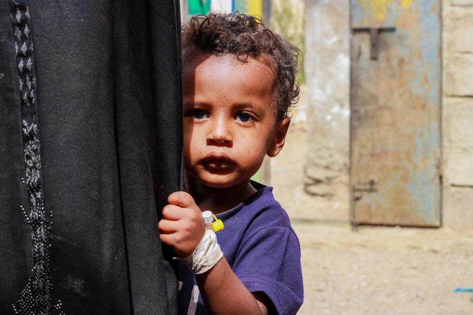 Vyjádření CARE k útoku v Jemenu
