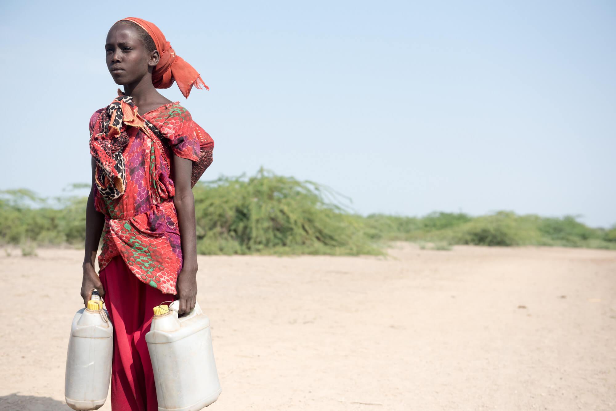 Etiopie: Zvýšení odolnosti vůči katastrofám v Etiopii